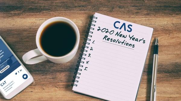 CAS2020 resolutions
