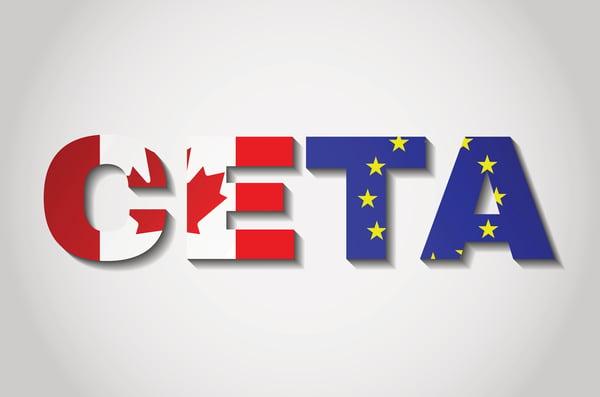 CETA EU Canada drawback