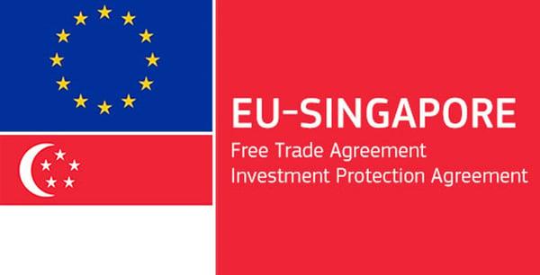 Free Trade Agreement FTA EU Singapore
