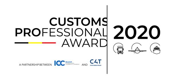 Customs Professional Awards 2020